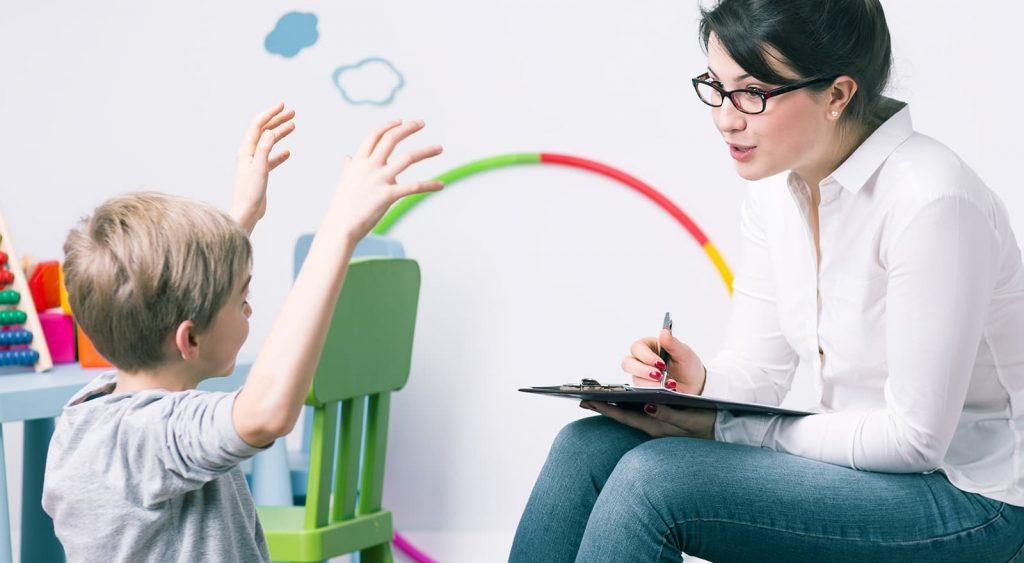 Услуги психолога для детей